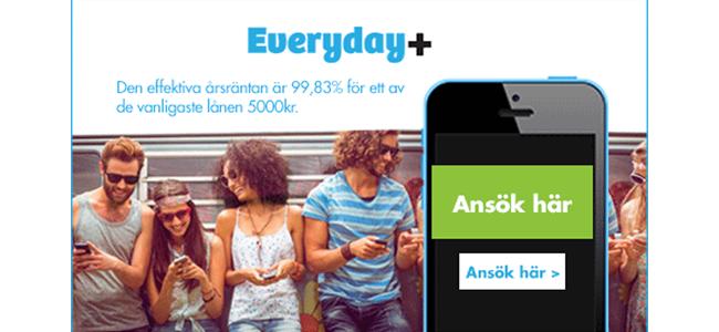 everydayplus-kreditkort-lana-pengar-billigt-forsta-lanet